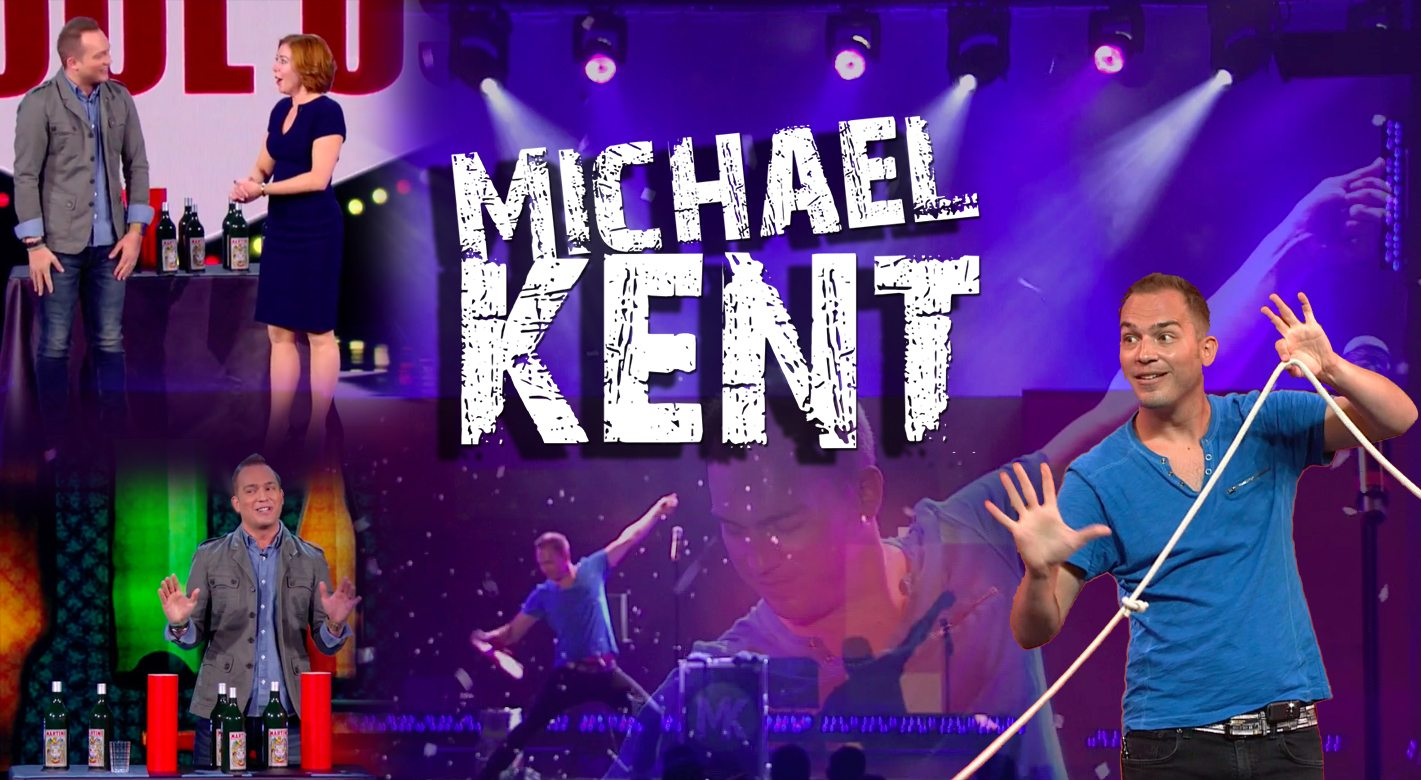 Comedy Magician Michael Kent