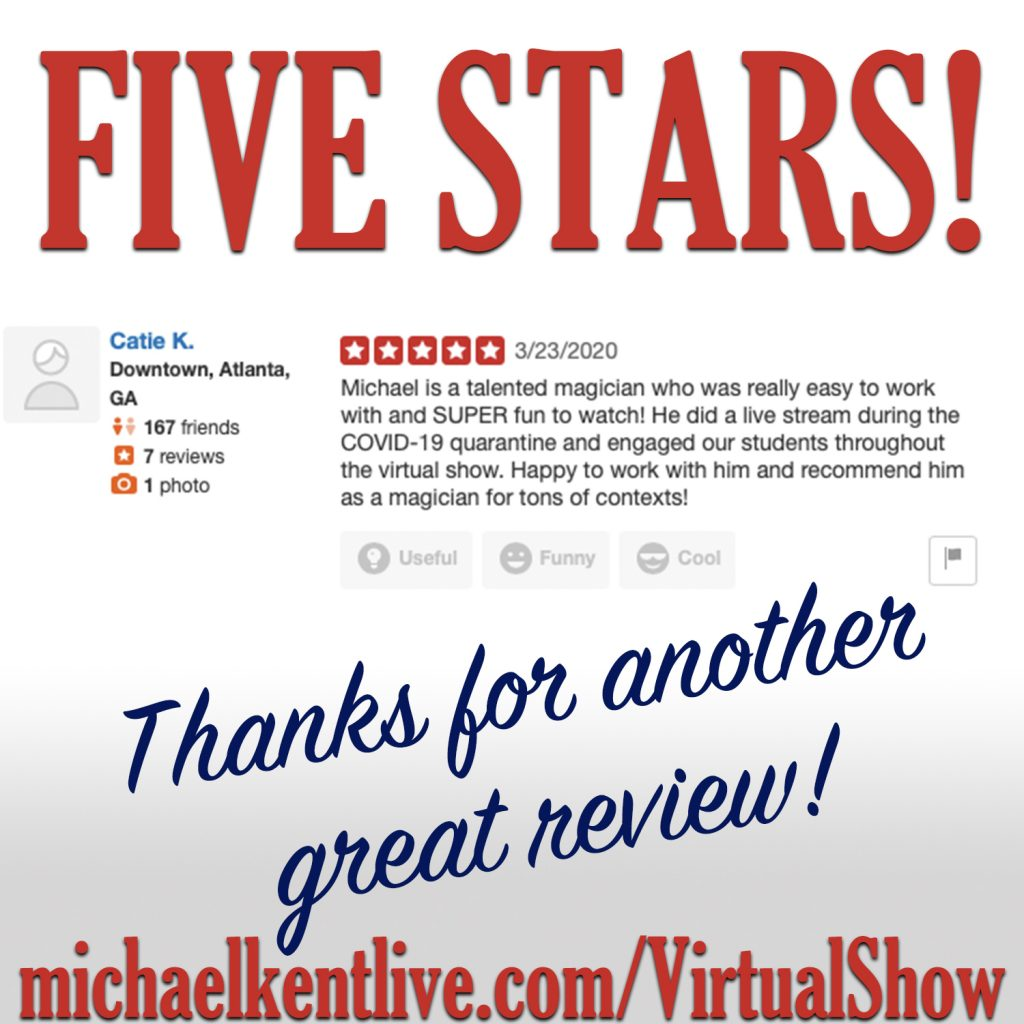 A recent review of Michael's Virtual Programming